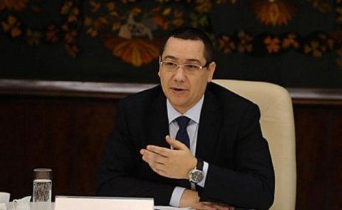 Ponta anunţă că a pregătit cu Băsescu un mesaj comun pentru Hollande privind intervenţia în Mali