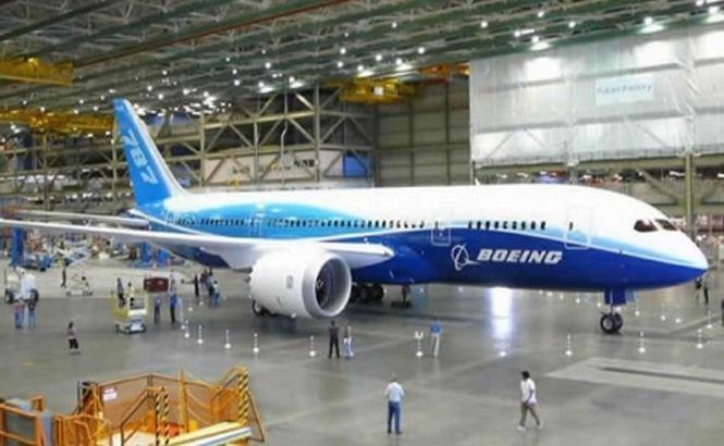 Probleme la Boeing: Unde să parcheze noile avioane 787 care au interdicţie la zbor