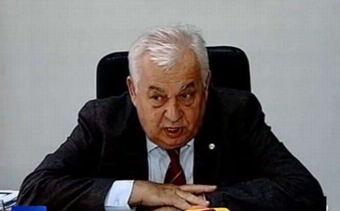 Secretarul general al Academiei Române, audiat în cazul cesionării unei părţi din casa Coandă