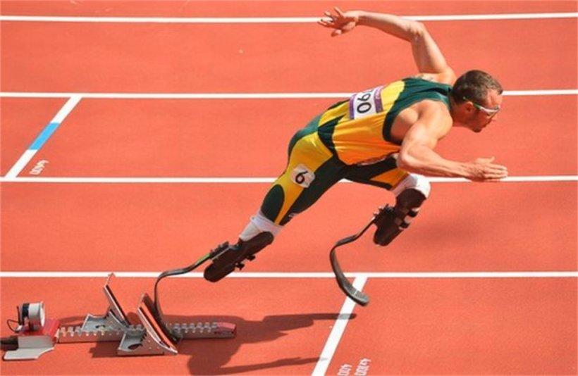 """Contract """"prevăzător""""? Campanie Nike """"Sunt glonţul de pe ţeavă"""" cu Oscar Pistorius"""