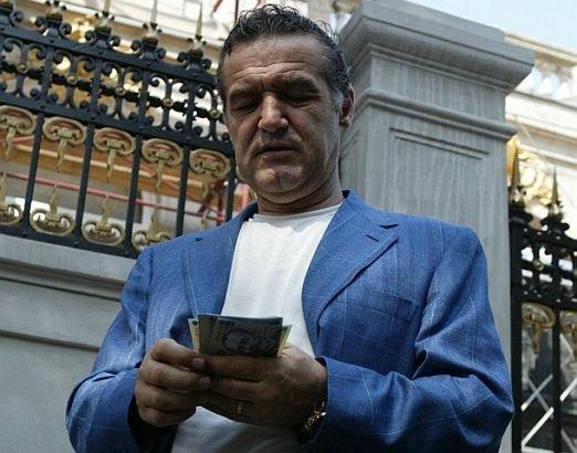 Gigi Becali ar putea fi executat silit. Deputatul are de plătit statului o sumă de 3,5 milioane de euro