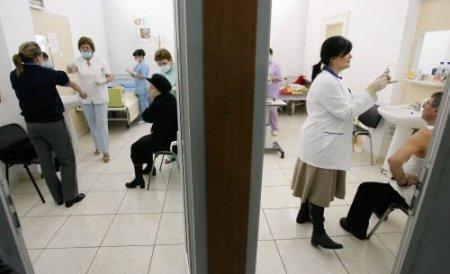 Gravidă diagnosticată cu gripa porcină, internată în stare gravă în Timişoara