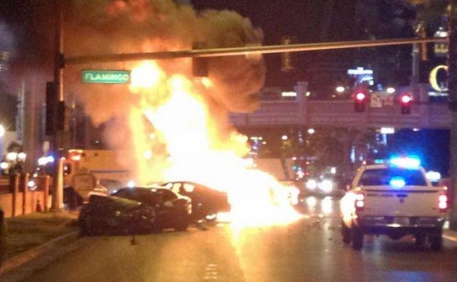 Atac armat în Las Vegas. Trei oameni au murit şi patru au fost răniţi