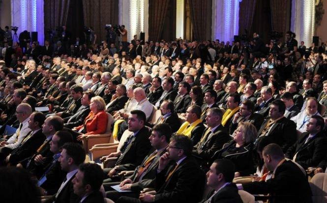 Convenţia Naţională a PDL ar putea avea loc pe 23 martie, cu 5.000 de delegaţi