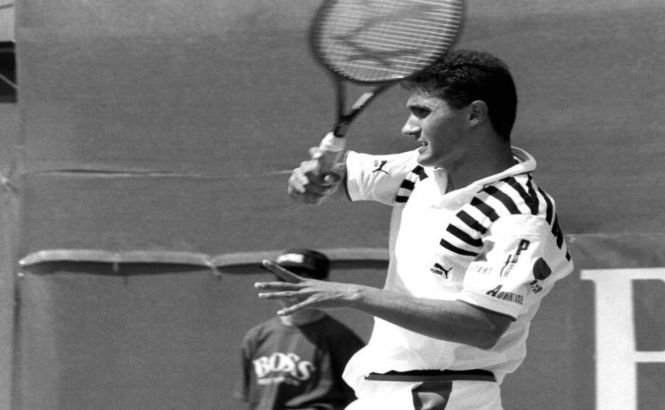 George Cosac a fost ales noul preşedinte al Federaţiei Române de Tenis