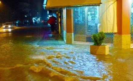 Grecia: Ploile abundente au inundat Atena