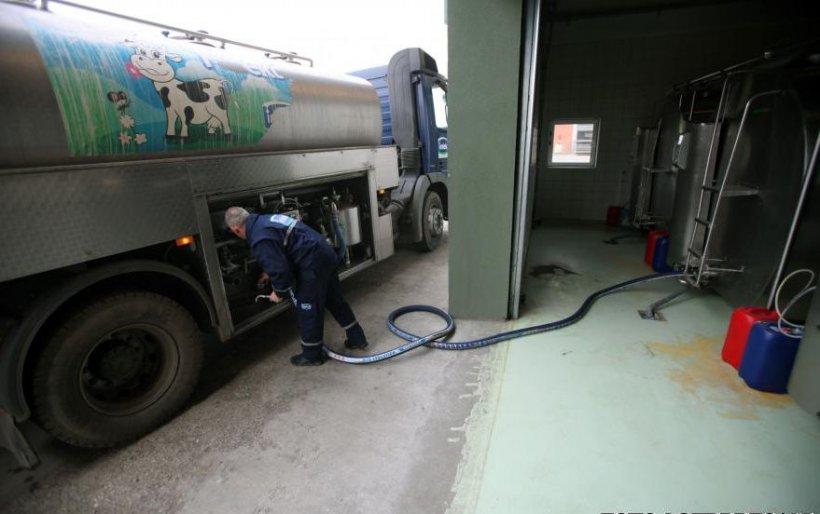 Ministrul Agriculturii: Nu există nicio alertă care să implice România în cazul laptelui cu toxine din Serbia