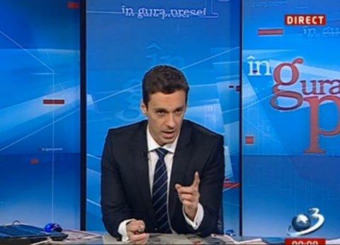 Mircea Badea, despre executarea silită a Consiliului Naţional al Audiovizualului