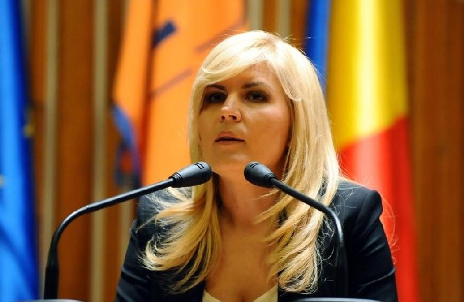 Elena Udrea: Vremea în care partidul se conduce bătând cu pumnul în masă a trecut