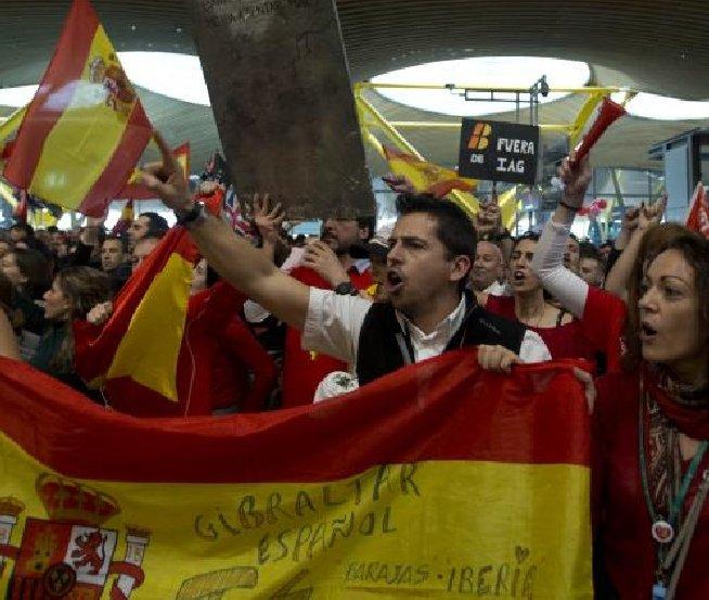 Proteste de amploare aşteptate în Spania, pe fondul recesiunii şi şomajului record