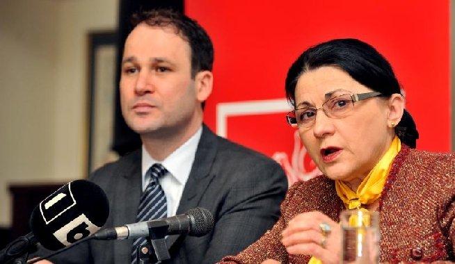 Ecaterina Andronescu şi Robert Negoiţă, susţinuţi de PSD Ilfov pentru funcţii de vicepreşedinţi