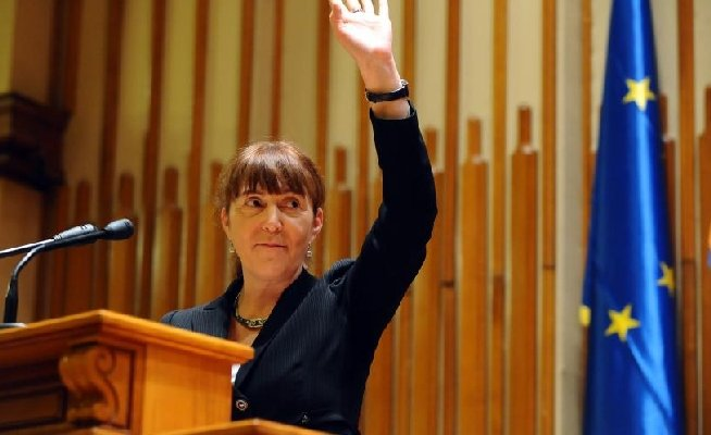 """Monica Macovei candidează la şefia PDL. Moţiunea depusă se numeşte """"Reformiştii"""""""