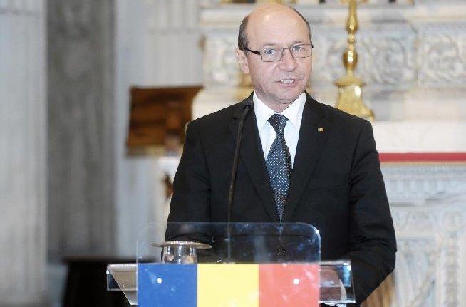 Traian Băsescu, mesaj pentru comunitatea evreiască din România