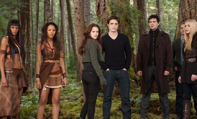 Ultimul film din seria Twilight, marele câştigător la Zmeura de Aur