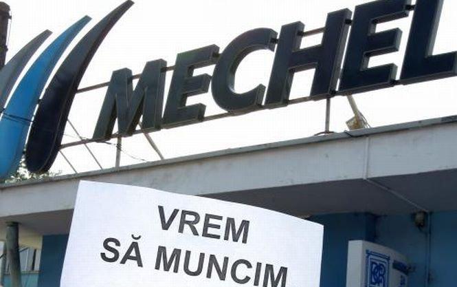 Compania Mechel Târgovişte a intrat în insolvenţă