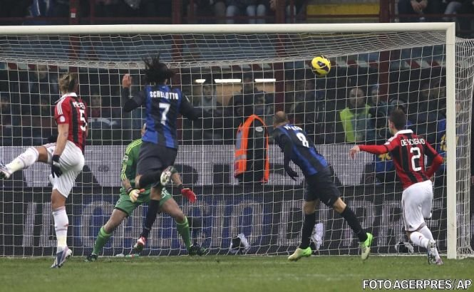Fotbal în Europa: Remiză în Derby della Madonnina. Beckham a debutat la PSG în clasicul Franţei