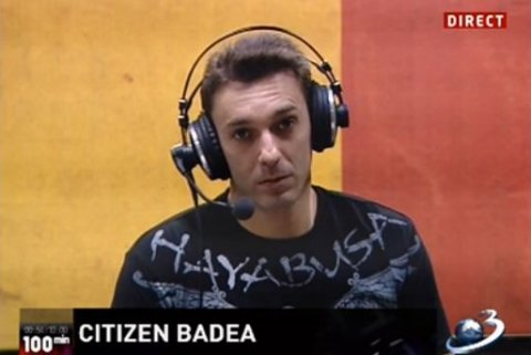 Mircea Badea: Eu merg cu Robert până la capăt! El mă tot înjură, dar eu îl susţin