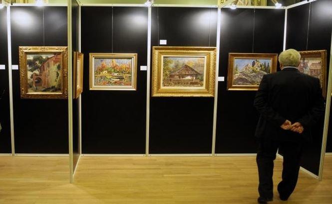 """Tabloul """"Colombina în verde"""", opera lui Grigorescu, a fost descoperit în sudul Franţei"""