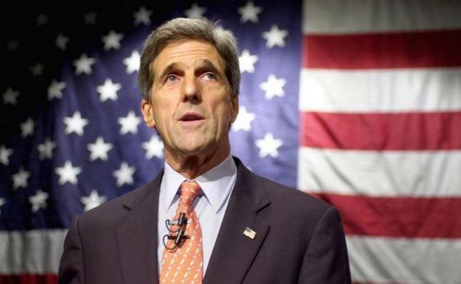 """""""Turul Ascultării"""". John Kerry a plecat în primul său turneu internaţional ca şef al diplomaţiei americane"""
