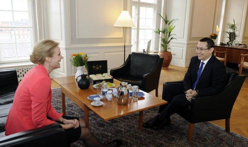 Danemarca asigură România că poate conta pe sprijin pentru integrarea în Schengen