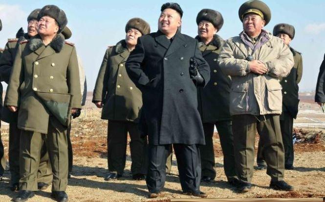 "Liderul nord-coreean Kim Jong-un a simulat un ""război real"""