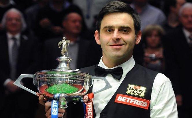 Snooker: Ronnie O'Sullivan revine în activitate pentru a-şi apăra titlul mondial
