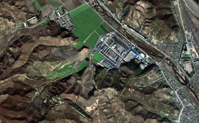 """Coreea de Nord extinde lagărele """"torturii"""". Citeşte raportul complet, bazat pe imagini din satelit"""