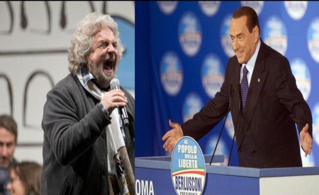 Oficial german: Grillo şi Berlusconi, DOI CLOVNI. Sunt oripilat că au câştigat alegerile