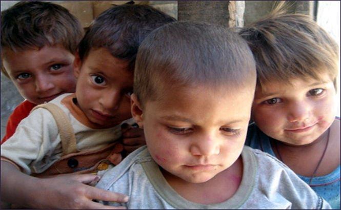 Raportul cutremurător care nu ne face cinste. Copiii din România sunt printre cei mai expuşi sărăciei