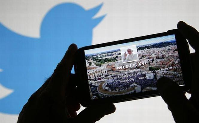 Ultimul mesaj postat pe Papa Benedict al XVI-lea pe Twitter