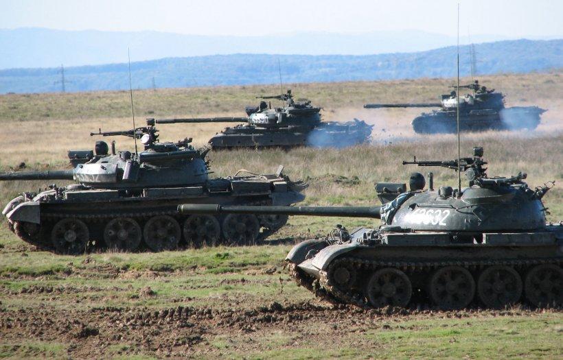 România, principala ţară exportatoare de armament pentru arabi. Tancuri, rachete, nave - made in Romania