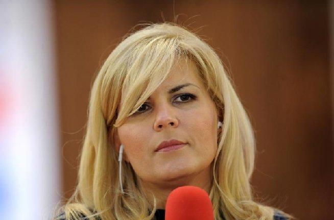 Elena Udrea: Nu voi pierde această bătălie. Dacă sunt unii care aşteaptă să mă retrag, să-şi pună pofta-n cui