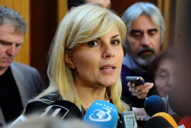 Elena Udrea: Spre deosebire de domnul Blaga, eu nu cer semnături pe relaţii personale