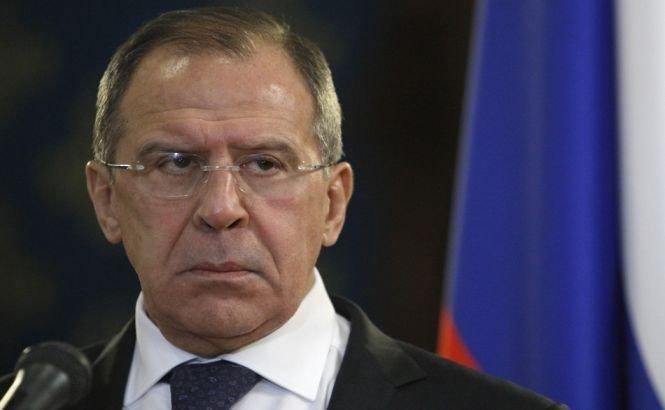 """Lavrov: """"Rusia nu va intra în jocul schimbării de regim din Siria"""""""