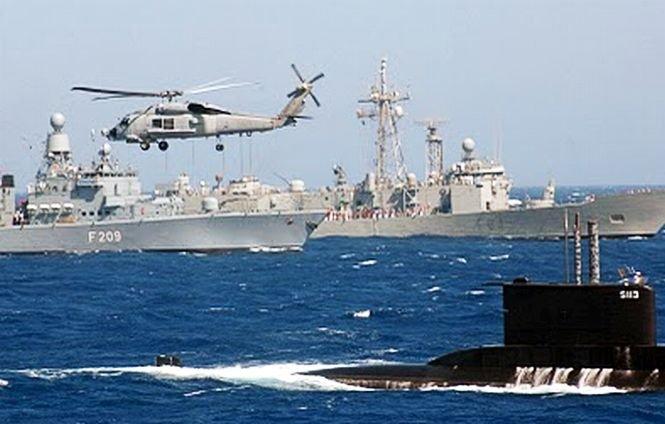 Statele Unite, Israelul şi Grecia îşi unesc forţele în cadrul unor MANEVRE MILITARE  de amploare în Marea Mediterană