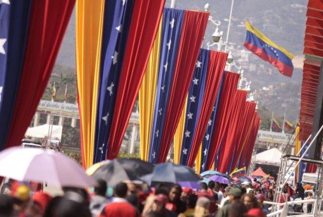 Alegerile prezidenţiale din Venezuela vor avea loc la 14 aprilie