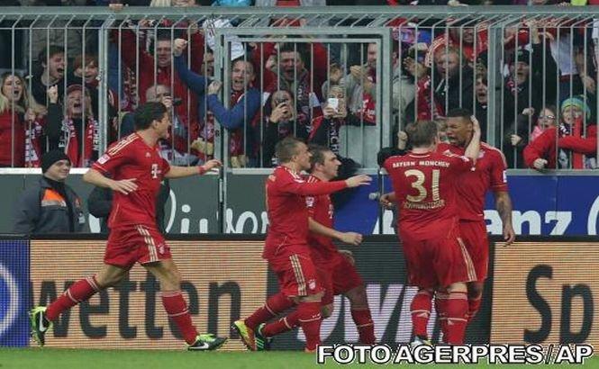 Fotbal în Europa: Bayern, Barcelona, Juventus şi PSG, mai aproape de titlu. Olympiakos, campioană în Grecia