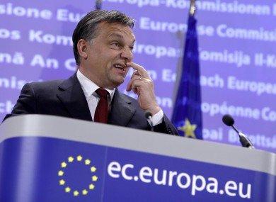 Parlamentul Ungariei A APROBAT modificarea Constituţiei, în pofida criticilor UE şi CoE