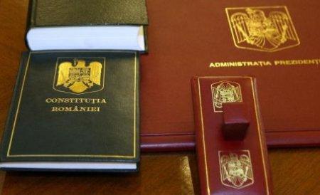 Ponta cere asistenţă tehnică din partea Comisiei de la Veneţia la revizuirea Constituţiei