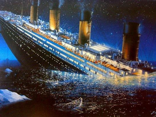 """Ne ducem la fund ca Titanicul. """"Această ţară este ca un Lehman Brothers pentru Europa"""""""