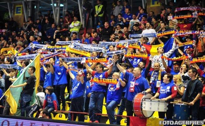 Turul dintre Oltchim şi Gyor, din semifinalele Ligii Campionilor, se va desfăşura la Bucureşti