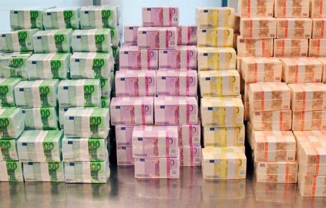 Euro a înregistrat astăzi cea mai mare creştere din acest an