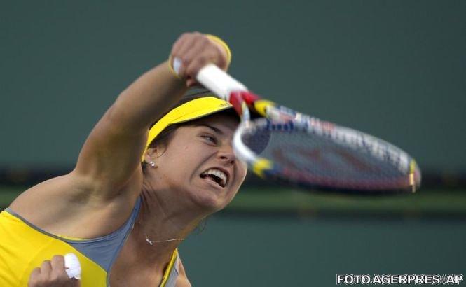 Sorana Cârstea s-a calificat în turul III la Miami. Victor Hănescu, eliminat