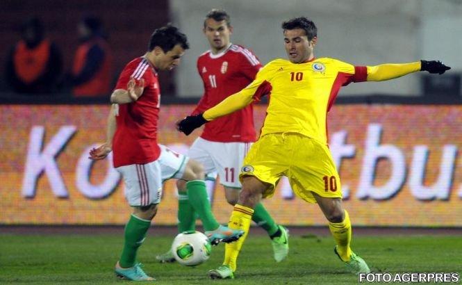 Ungaria - România 2-2. Chipciu aduce un punct în prelungiri