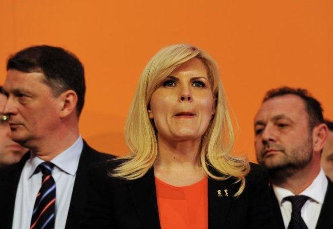 Lider PDL, susţinător al Elenei Udrea: Nu e bine deloc. Partidul e pe cale SĂ SE RUPĂ!