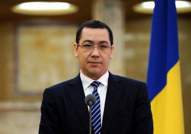 Ponta: Una dintre modificările constituţionale trebuie să prevadă şi posibilitatea confiscării averilor nejustificate