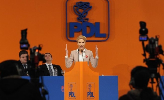 Raluca Turcan: Familia democrat-liberală trebuie să aibă în frunte un preşedinte corect şi drept