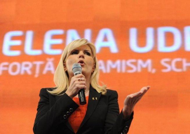 Comisia de numărare a voturilor la Convenţia PDL analizează contestaţia depusă de Elena Udrea