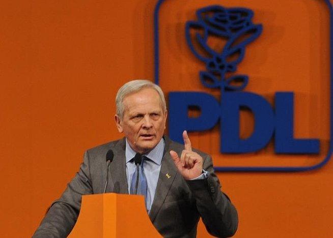 Theodor Stolojan: Preşedintele ar putea să reevalueze PDL. Nu a fost corect informat asupra organizării votului la Convenţie