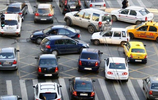 Bucureştiul mut. Cum ar arăta Capitala, fără traficul infernal din fiecare zi?!
